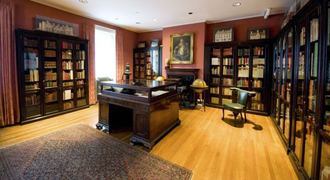 rosenbach-museum-and-library